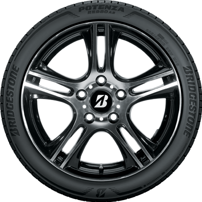 Bridgestone Potenza RE980AS large view
